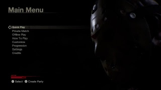 Friday the 13th livestream(JUSTFOWFUN)