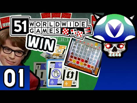 [Vinesauce] Joel – Clubhouse Games: 51 Worldwide Classics ( Part 1 )