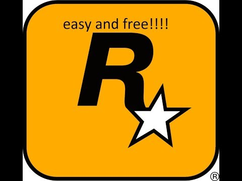 HOW TO CREATE YOUR OWN ROCKSTAR GAME ACCOUNT FOR GTA 5