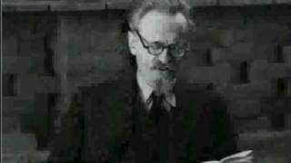 Leon Trotsky Speech in Mexico about the Moscow trials in English ~1937 (complete version)