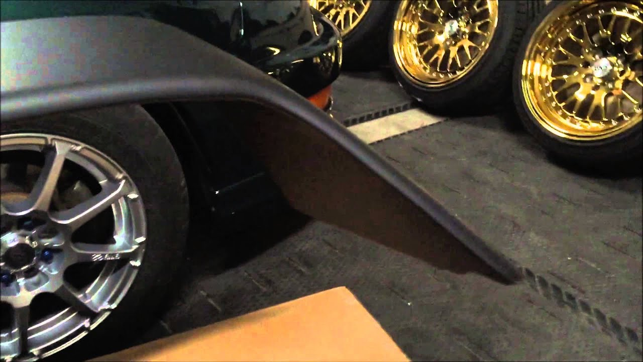 Acura Integra Type R Wing Unboxing YouTube - Acura integra type r wing