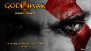 Leviathan, Monster of The Seas - God of War 3 Soundtrack