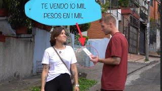 VENDIENDO BILLETES DE $10,000 A MIL PESOS