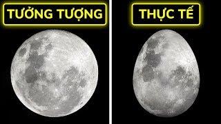 45 sự thật về Mặt Trăng cho thấy bạn không hiểu nó chút nào