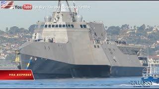 Tàu hải quân Mỹ, Nhật cập cảng Việt Nam