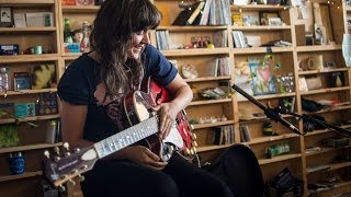 courtney barnett npr music tiny desk concert