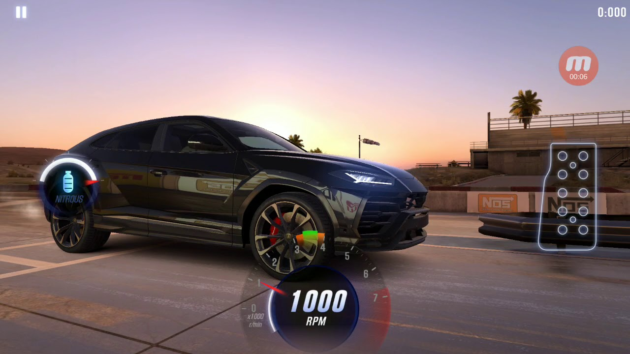 Shift pattern to beat Dyno time Lamborghini urus, csr2 - Смотреть