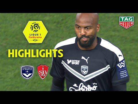 Girondins De Bordeaux - Stade Brestois 29 (2-2 ) - Highlights - (GdB - BREST) / 2019-20