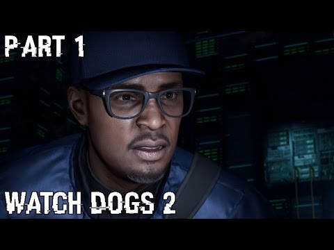 Menjadi Hacker Sejati! - Watch Dogs 2 (Indonesia) - Part 1