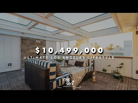 LA Lifestyle On Venice Beach | Step Inside $10 Million Dollar Beachfront