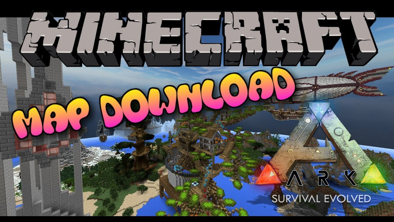 Minecraft: Xbox 360/One/PS3/PS4/Wii U/Bedrock Edition - ARK Survival ...