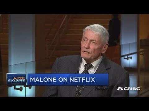 Liberty Media' John Malone on Netflix's 'massive lead' in streaming landscape Mp3