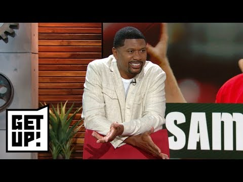 Jalen Rose isn't impressed by Josh Norman's Sam Darnold comments | Get Up! | ESPN