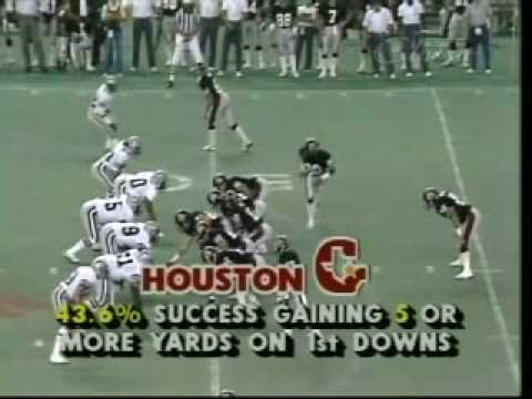 USFL Los Angeles Express vs Houston Gamblers part 1