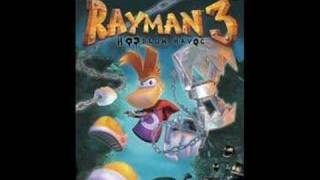 Rayman 3 music: Outside the fairy council