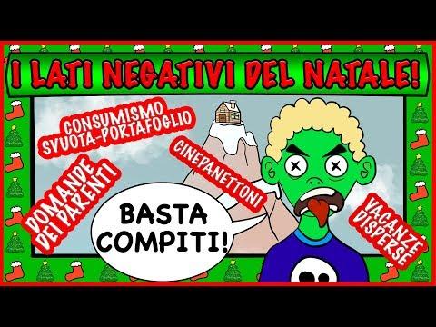 I Lati Negativi Del Natale | CARTONI ANIMATI | Speciale Natale 2018