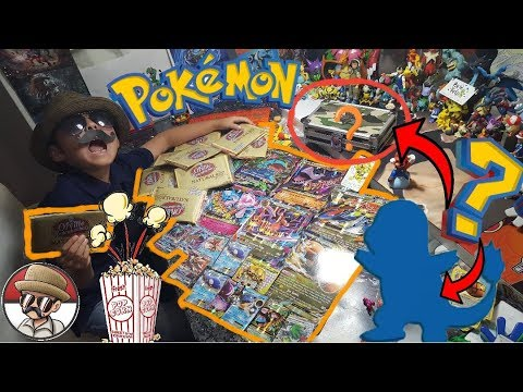 CARL OPENS MAIL!! CRAZY SUITCASE FULL OF MONEY! TONS of Pokemon Cards & Suprises! Friday Freeday #41
