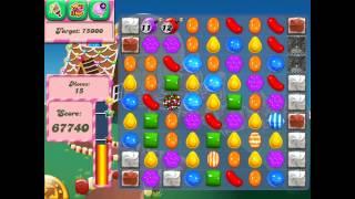 Candy Crush Saga: Level 144 (No Boosters) iPad 4