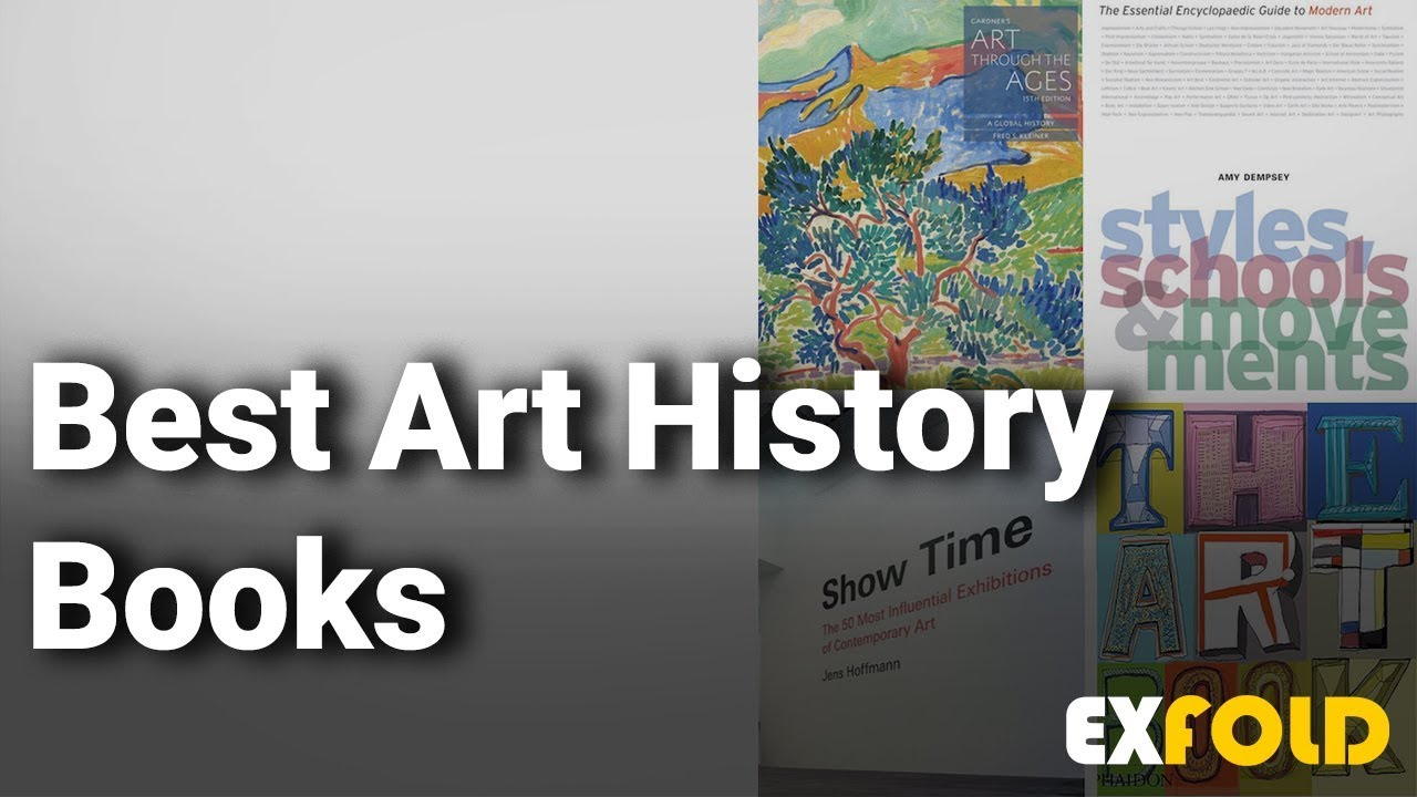 Best Art History Books: Complete List with Features & Details - 2019