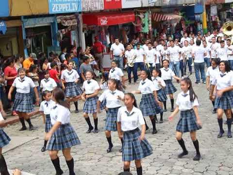 Banda Musical Liceo Privado Mixto Tumbadorense El Tumbador, San Marcos
