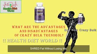 Crazy Bulk Trenorol Review   Health Diet World