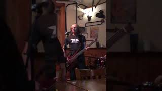 Wilno Tavern Dancing Andy Blues Night with the eMTee's Band