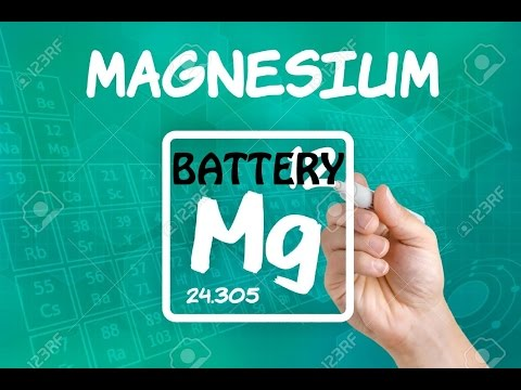 How To Make A Magnesium Battery