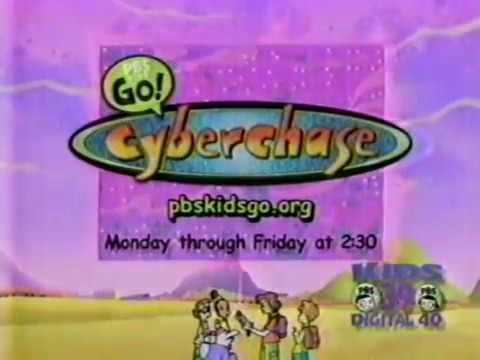 PBS Kids GO! Promo: Cyberchase (2006 WFWA-TV)