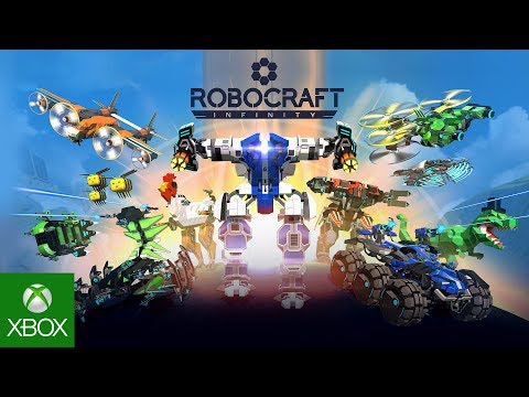 Robocraft Infinity - Announcement Trailer
