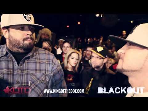 Kotd - Rap Battle - Arcane Vs Bender (Title Match) - YT