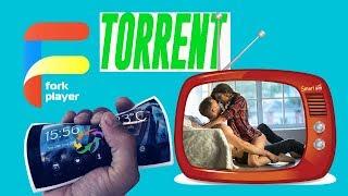Бесплатно   торрент фильмы и  ТВ на smart tv через смартфон с ace stream