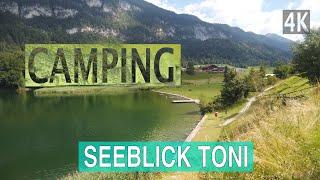 Camping Seeblick Toni . Tirol |Tyrol . Austria