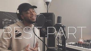 "Download Lagu Daniel Caesar (feat. H.E.R.) - ""Best Part"" (Cover)   by TONYB. Mp3"