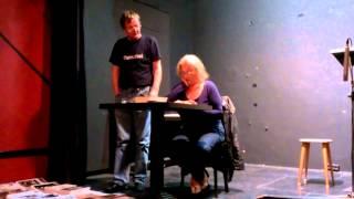Gemma Salem und Gerald Grassl
