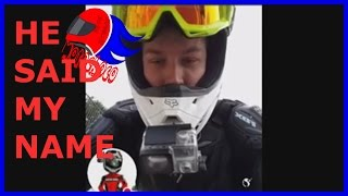 Hunter Honda Said My Name| Troll but true Video