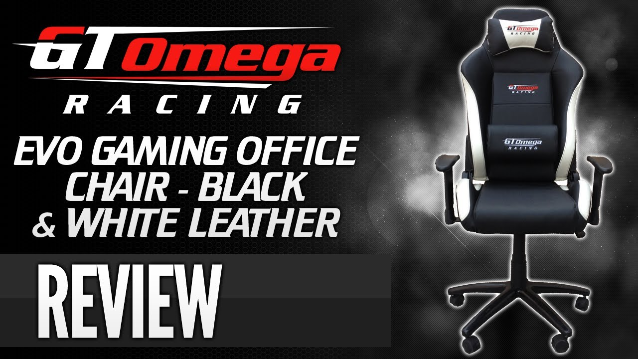 Gt Omega Racing Evo Gaming Office Chair Review Youtube