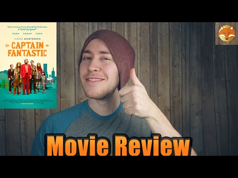 Captain Fantastic-Movie Review