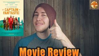 Captain Fantastic-Movie Review