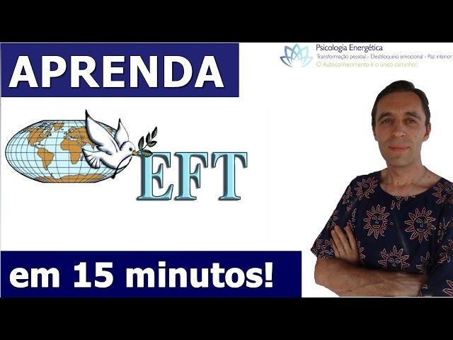 Aprenda EFT em 15 min | Rafael Zen | Reconexão Interior