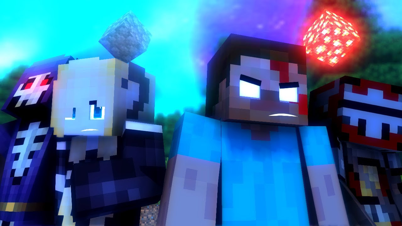 Download ♪''Darkness Comes''♪ - Minecraft Music Video [S2 Finale]