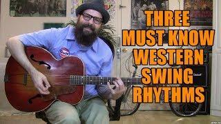 3 Must Know Western Swing Rhythms