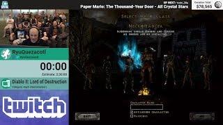 Diablo II: Lord of Destruction (Necromancer) by RyuQuezacotl (RPG Limit Break 2018 Part 34)