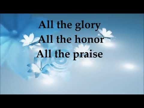 JJ Hairston & Youthful Praise - You Deserve It (feat. Bishop Cortez Vaughn) - Lyrics 2016