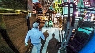 Got a Tour of Factory AFTER Caught By Worker