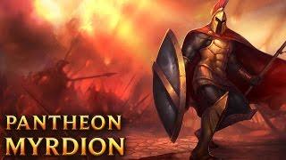 Pantheon Myrmidon - Myrmidon Pantheon - Skins lol