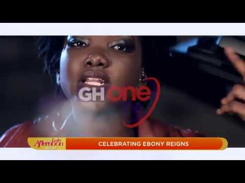 The Late Afternoon Show with Berla- Celebrating Ebony-  Speaking to her sister and Father