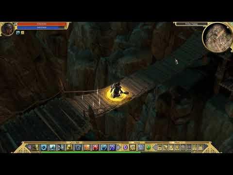 Dear Axolian build in ragnarok DLC showing items and a little play through |