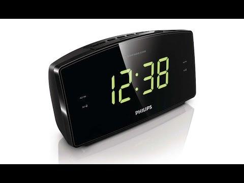 Радіогодинник Philips AJ3400/12