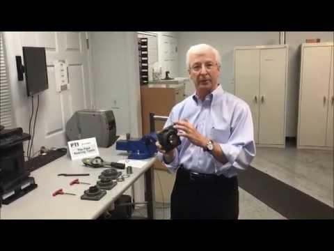 4 Ball Bearing Mounting Methods - Intro (1 of 3)