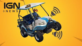 Fortnite Patch 5.2 Adds Double Barrel Shotgun, ATK Honking - IGN News